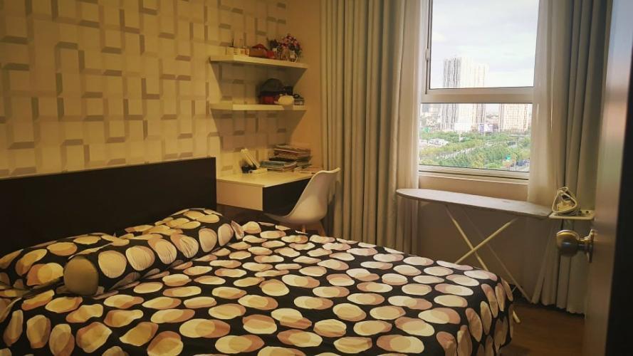 Phòng ngủ Lexington Residence Quận 2 Căn hộ Lexington Residence nội thất tiện nghi, view thoáng mát.