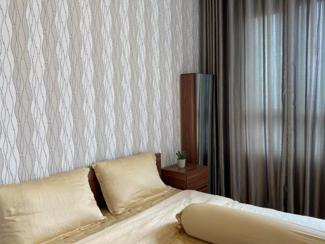 Phòng ngủ căn hộ Riviera Point Căn hộ Riviera Point tầng 26 ban công rộng, view thành phố tuyệt đẹp.