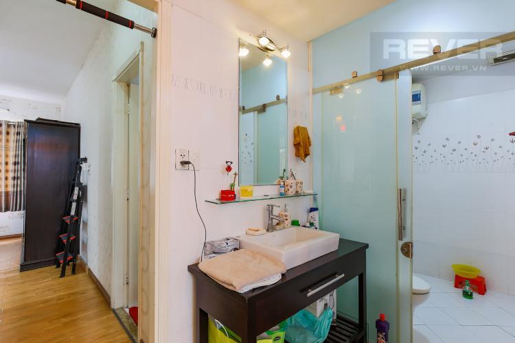 Phòng Tắm 2 Chung Cư Khánh Hội hướng Đông Nam, 2 phòng ngủ nội thất đầy đủ