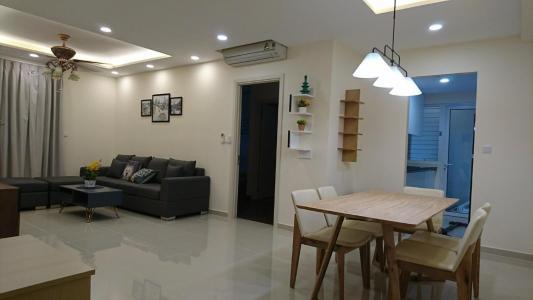 Bán căn hộ Vista Verde 2PN, diện tích 80m2, đầy đủ nội thất, view Landmark 81
