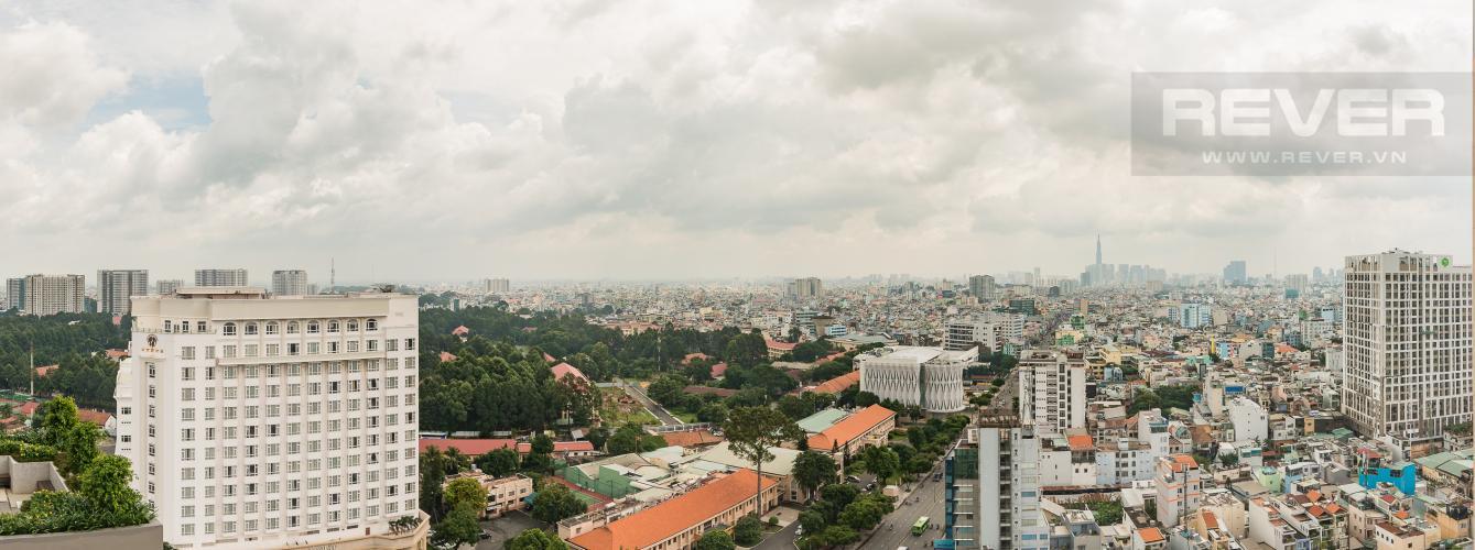 View Cho thuê căn hộ Kingston Residence 2 phòng ngủ, quận Phú Nhuận