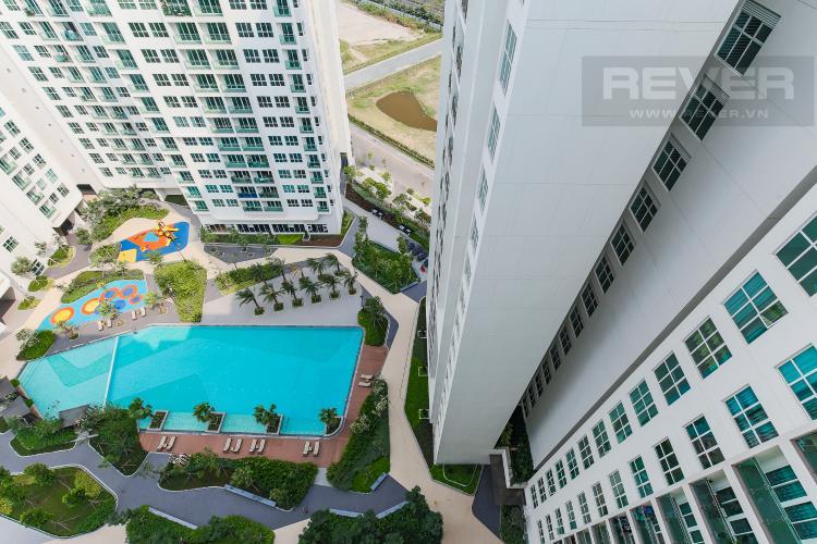 View Cho thuê căn hộ Sadora Sala Đại Quang Minh 88m2, nội thất tiện nghi, view hồ bơi