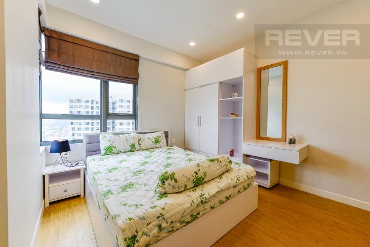 Phòng ngủ 2 Cho thuê căn hộ Masteri Thảo Điền tầng cao, 2PN đầy đủ nội thất