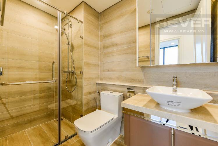 Phòng tắm 2 Cho thuê căn hộ Vinhomes Golden River tầng cao, 2PN, view đẹp, tiện ích đa dạng