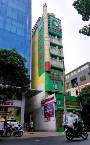 Bán nhà phố mặt tiền đường Cao Thắng, Phường 4, Quận 3, diện tích đất 189 m2, pháp lí sổ hồng