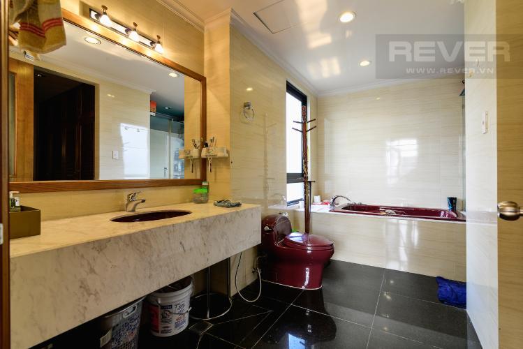 Phòng Tắm 3 Bán biệt thự Thạnh Xuân Quận 12, diện tích lớn, đầy đủ nội thất