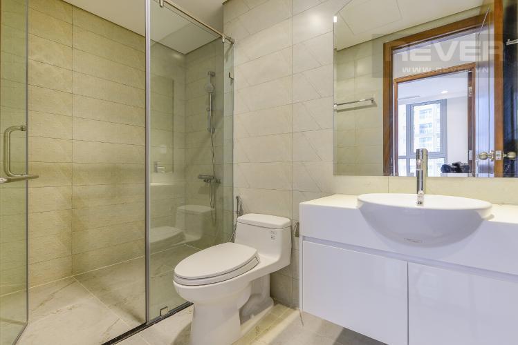 Phòng tắm 3 Căn góc Vinhomes Central Park 4 phòng ngủ tầng cao L1 view sông