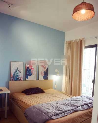 Phòng ngủ Masteri Thảo Điền, quận 2 Căn hộ Masteri Thảo Điền nội thất đầy đủ sang trọng, view nội khu.