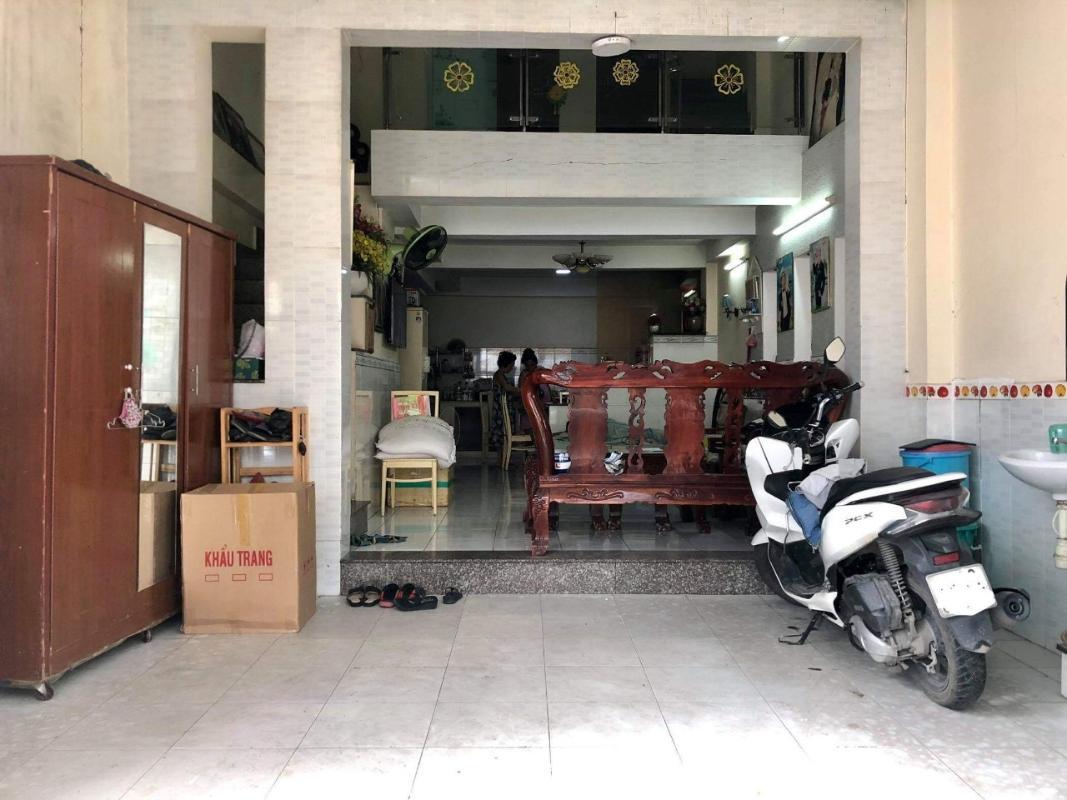 nha-pho-go-vap Bán nhà phố Quận Gò Vấp, diện tích đất 54m2, sát TTTM Emart 2 đang xây, hẻm xe tải thông đường Quang Trung