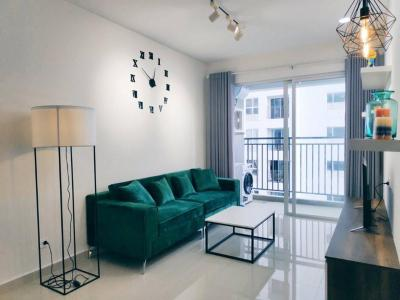 Cho thuê căn hộ Sunrise Riverside 3PN, tầng thấp, đầy đủ nội thất, ban công hướng Bắc