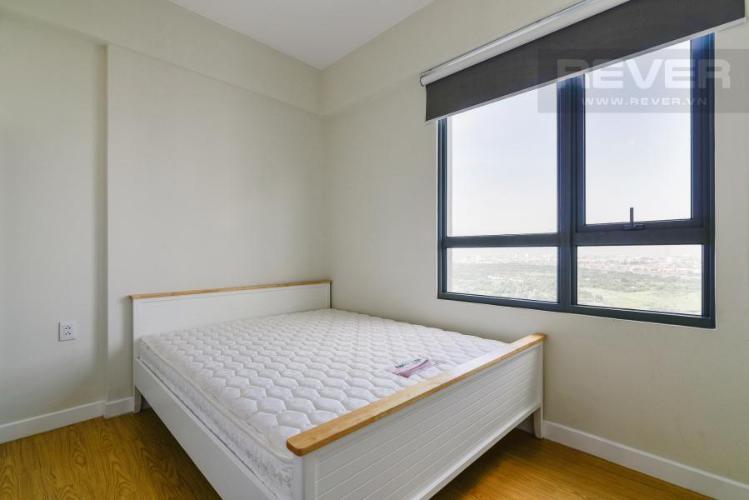 Phòng ngủ 1 Căn hộ Masteri Thảo Điền 2 phòng ngủ tầng cao T3 view sông