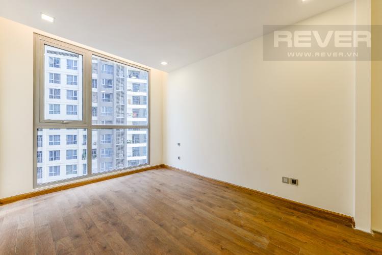 Phòng ngủ 2 Căn hộ Vinhomes Central Park 2 phòng ngủ tầng cao P7 nhà trống
