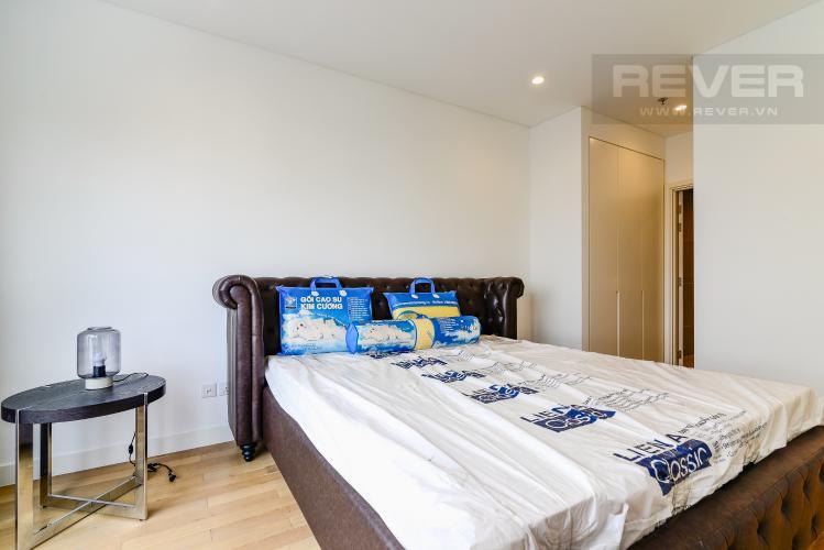 Phòng Ngủ 1 Bán hoặc cho thuê căn hộ City Garden 100m2 2PN 2WC, view nội khu, nội thất cao cấp