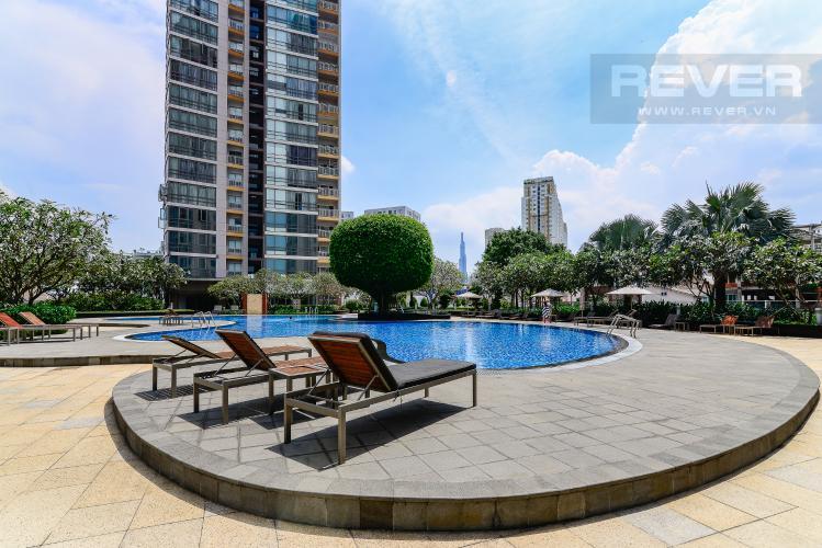 Tiện ích Cho thuê căn hộ Xi Riverview Palace tầng cao, 3PN, đầy đủ nội thất, view sông