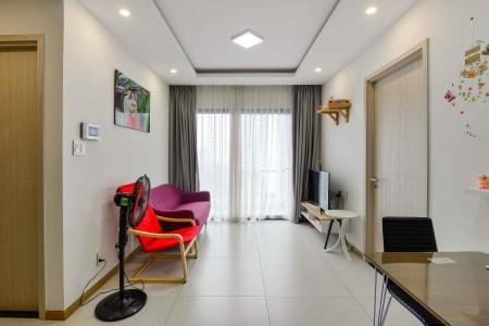 Bán căn hộ New City Thủ Thiêm 2PN, tháp Babylon, đầy đủ nội thất, view trực diện hồ bơi