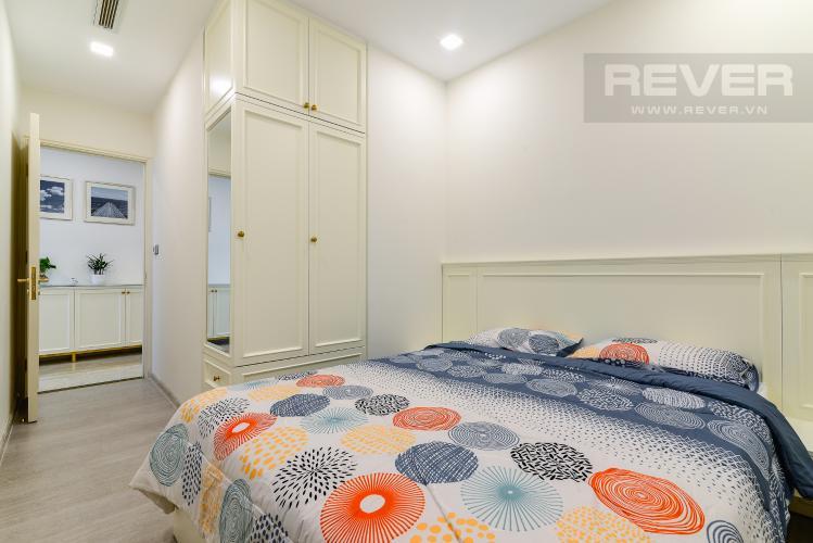 Phòng Ngủ 2 Căn hộ Vinhomes Golden River tầng cao, 2PN nội thất đầy đủ, view sông