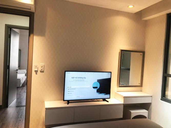 phòng ngủ The Gold View Căn hộ The Gold View đầy đủ nội thất tiện nghi, view thông thoáng.