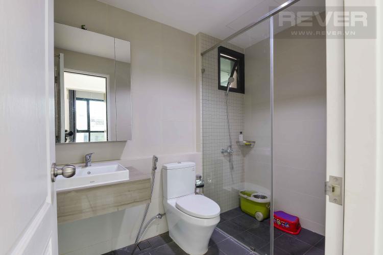 Toilet 1 căn hộ THE ASCENT Căn hộ The Ascent tầng thấp đầy đủ nội thất, view Landmark 81