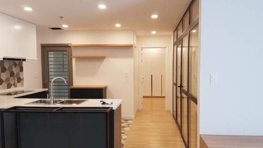 Căn hộ Happy Residence view thoáng mát, đầy đủ nội thất.