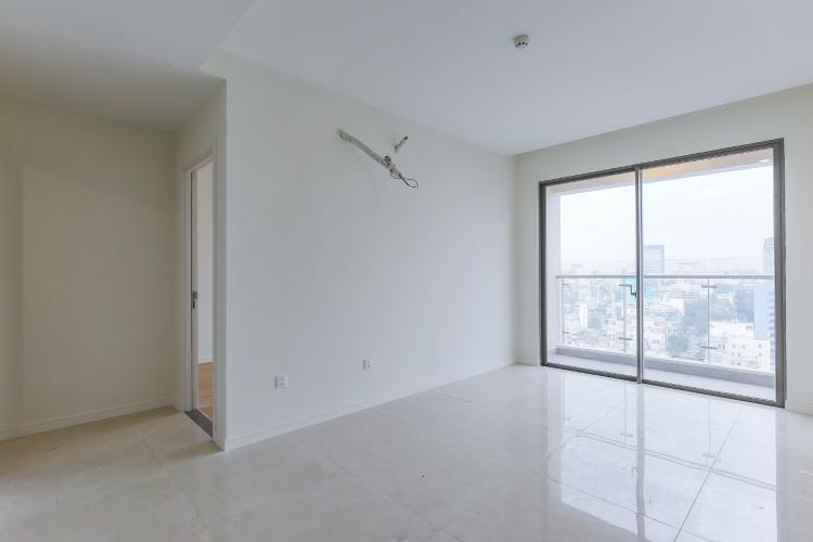 Căn hộ Masteri Millennium tầng trung, block A, 2 phòng ngủ, view sông