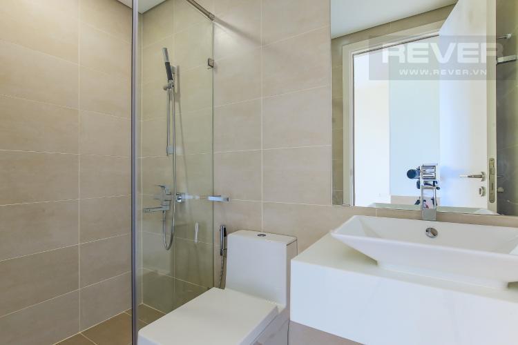 Phòng Tắm 1 Bán căn hộ Masteri Millennium tầng cao, 2PN, view đẹp
