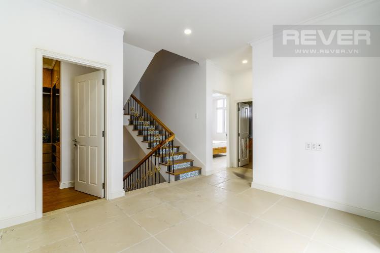 Phòng Sinh Hoạt Tầng 2 Biệt thự H28 Villa Park Quận 9 3PN, đầy đủ nội thất