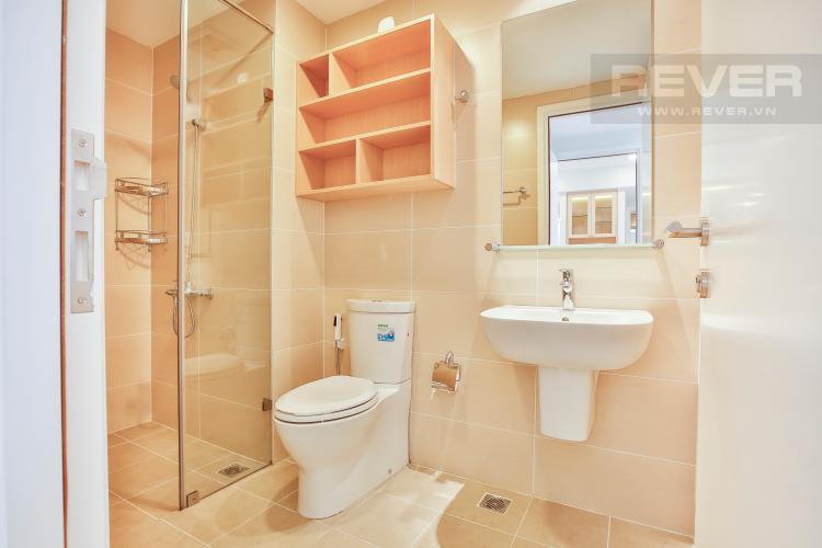 Toilet 1 Căn hộ Masteri Thảo Điền 2 phòng ngủ tầng cao T5 view sông