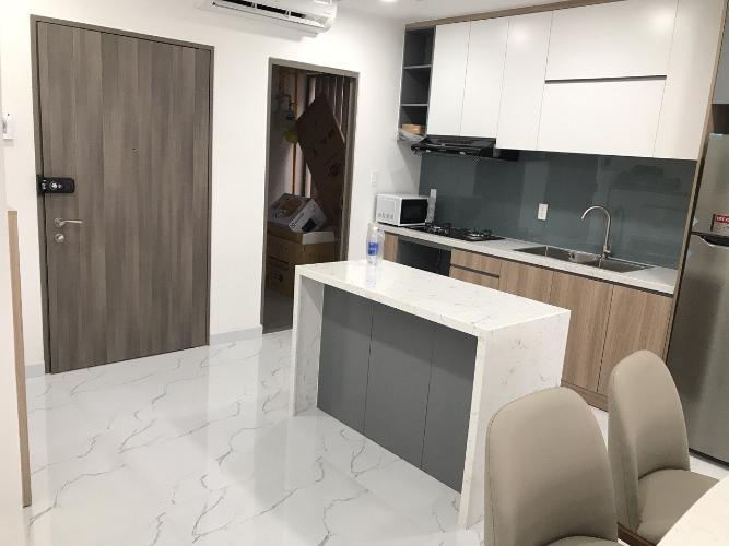 Cho thuê căn hộ Saigon South Residence tầng trung, 3 phòng ngủ, diện tích 104m2, đầy đủ nội thất.