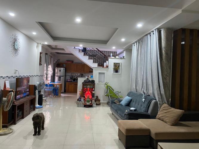Bán nhà hẻm đường Huỳnh Tấn Phát, P. Tân Thuận Đông, Q.7, diện tích 76.5m2, sổ hồng pháp lý đầy đủ.