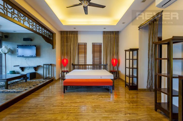 Phòng ngủ 4 Villa Compound Riviera Quận 2 thiết kế sang trọng, đầy đủ tiện nghi