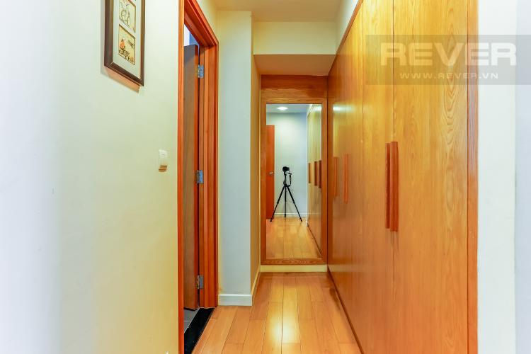 Lobby Căn hộ Sunrise City tầng trung V2 thiết kế 2 phòng ngủ hiện đại