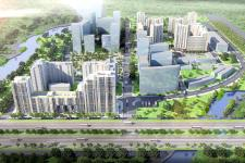 Vị trí dự án căn hộ New City Thủ Thiêm: đầu tư ít, được nhiều