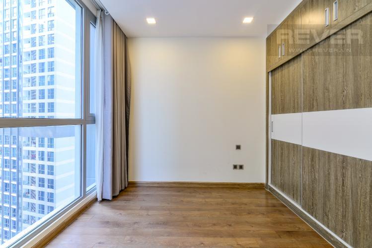 Phòng Ngủ 2 Căn hộ Vinhomes Central Park 2 phòng ngủ tầng cao P4 nhà trống