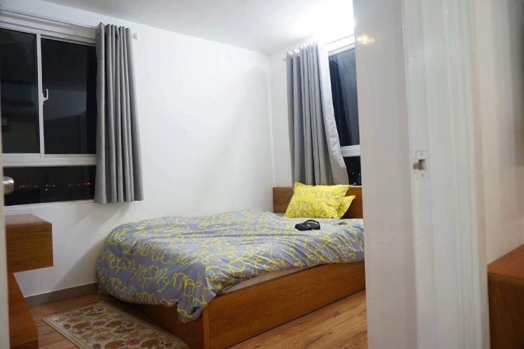 Phòng ngủ cao ốc Thịnh Vượng Bán căn hộ cao ốc Thịnh Vượng, nội thất cơ bản, dọn vào ở ngay.