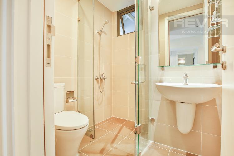 Toilet 1 Căn hộ Masteri Thảo Điền tầng thấp T2 view thoáng về khu Thảo Điền
