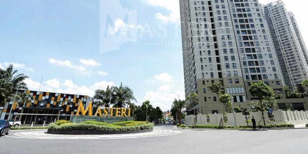 Masteri Thảo Điền Căn hộ Masteri Thảo Điền tầng cao view thành phố thoáng mát.