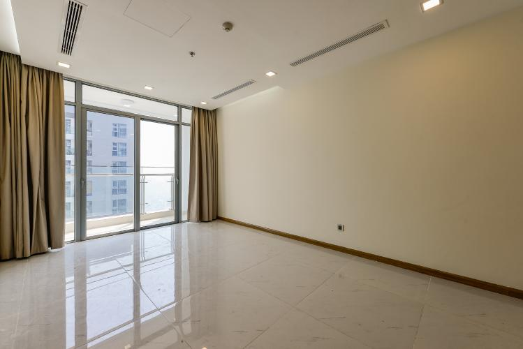 Officetel Vinhomes Central Park 1 phòng ngủ tầng cao P7 view sông