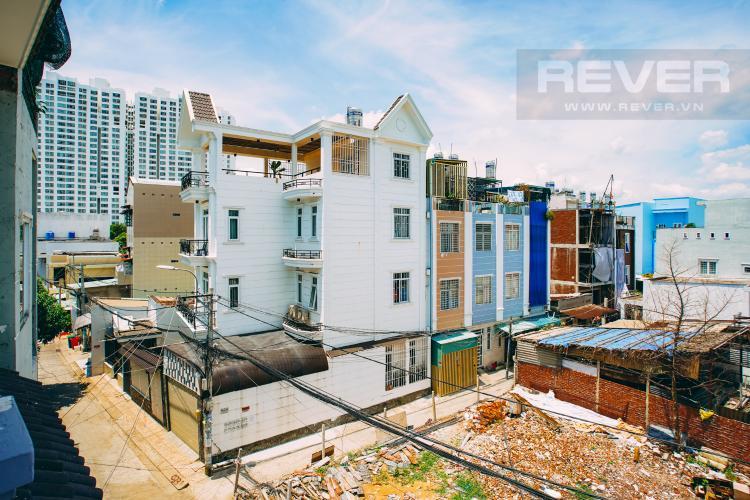 View Bên Hông Nhà Bán nhà phố tại Nhà Bè, 2 tầng, 4PN, 4WC, sổ hồng chính chủ