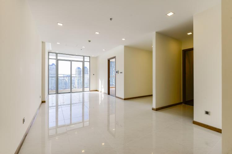 Officetel Vinhomes Central Park 2 phòng ngủ tầng trung Park 7