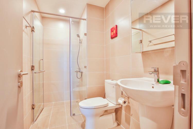 Toilet 2 Căn hộ The Gold View 2 phòng ngủ tầng cao A1 view sông