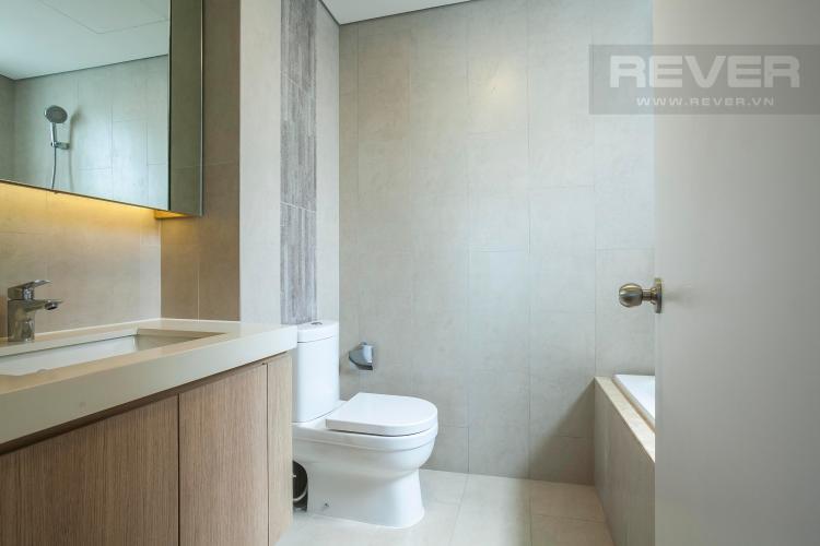 Phòng Tắm Căn góc Estella Heights 3 phòng ngủ tầng trung T1 view hồ bơi