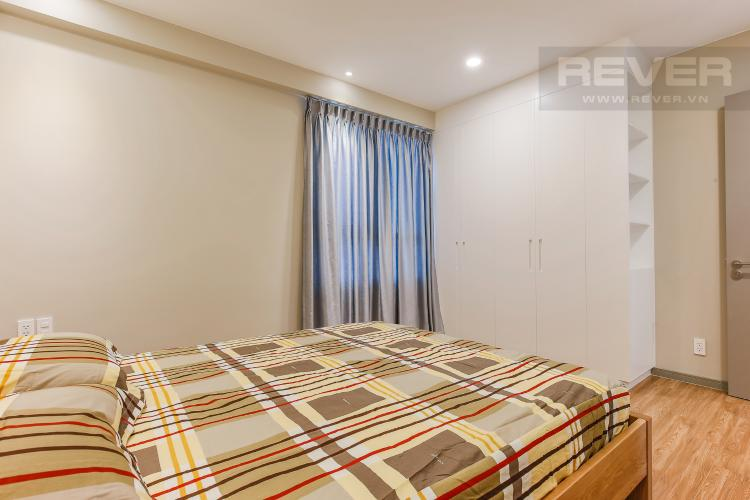Phòng Ngủ 2 Căn hộ The Gold View 2 phòng ngủ tầng trung A2 đầy đủ nội thất