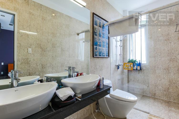 Phòng Tắm 1 Nhà phố 3 phòng ngủ đường Dương Bá Trạc Quận 8