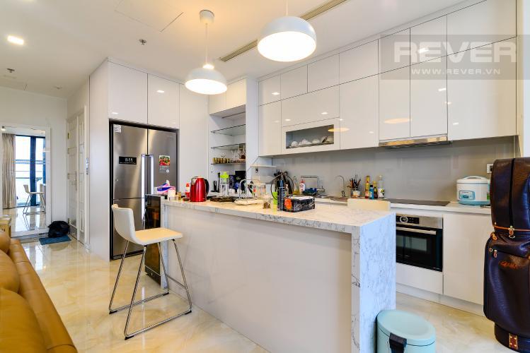 Nhà Bếp Căn hộ Vinhomes Golden River 4 phòng ngủ tầng cao A3 hướng Tây Bắc