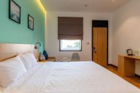 Cho thuê Căn hộ Dịch vụ tại quận 10, diện tích 35m2 - 1 phòng ngủ, đầy đủ nội thất