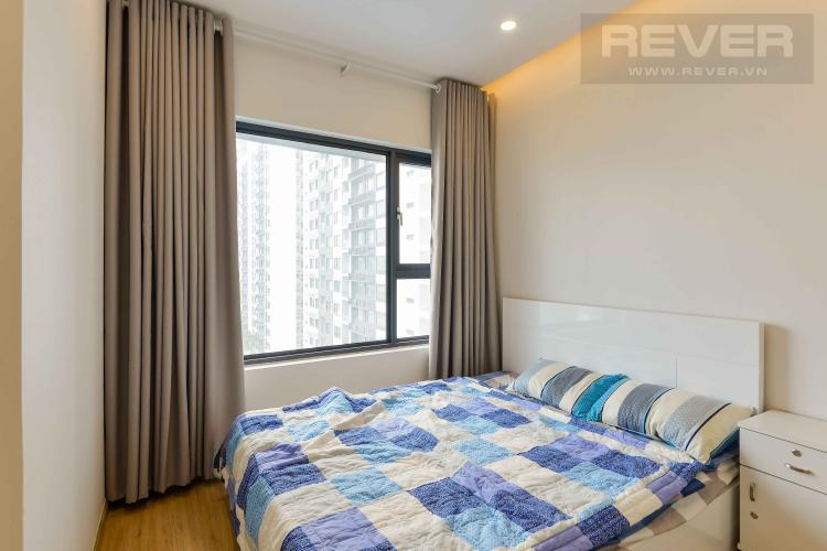 Phòng Ngủ 2 Cho thuê căn hộ New City Thủ Thiêm 2PN, tháp Babylon, đầy đủ nội thất, view hồ bơi