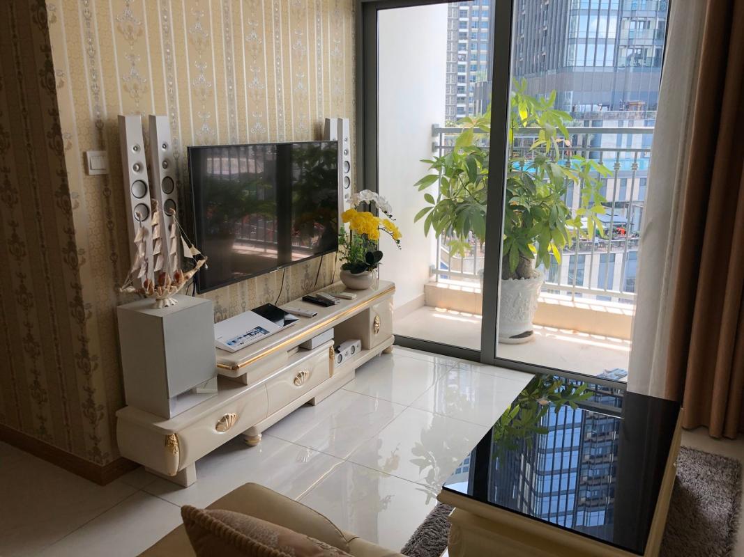 7727fcf699bc60e239ad Cho thuê căn hộ Vinhomes Central Park 2PN, diện tích 83m2, đầy đủ nội thất