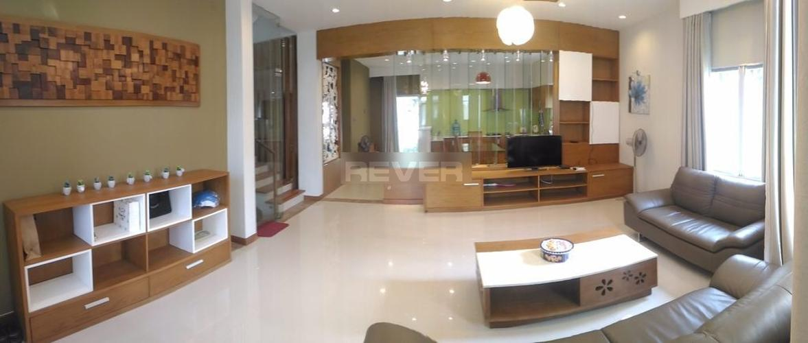 Biệt thự góc Villa park- Đầy đủ nội thất cao cấp