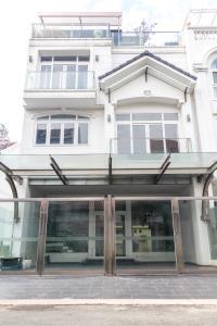 Bán biệt thự 3 tầng Khu phố Nam Thông 2, Quận 7, diện tích 144m2, kề bên trung tâm Phú Mỹ Hưng