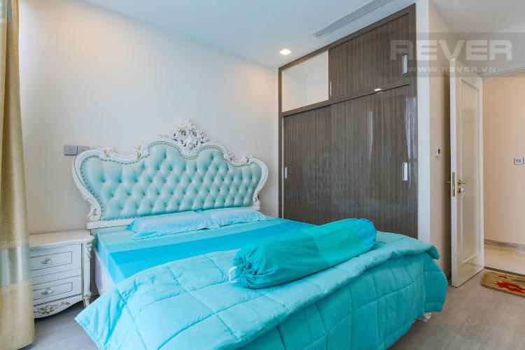 Phòng Ngủ 2 Căn hộ Vinhomes Golden River 3 phòng ngủ tầng cao Aqua 4 view sông